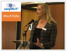 Latest EasylifeIT™ TechTalk percolates IT security success