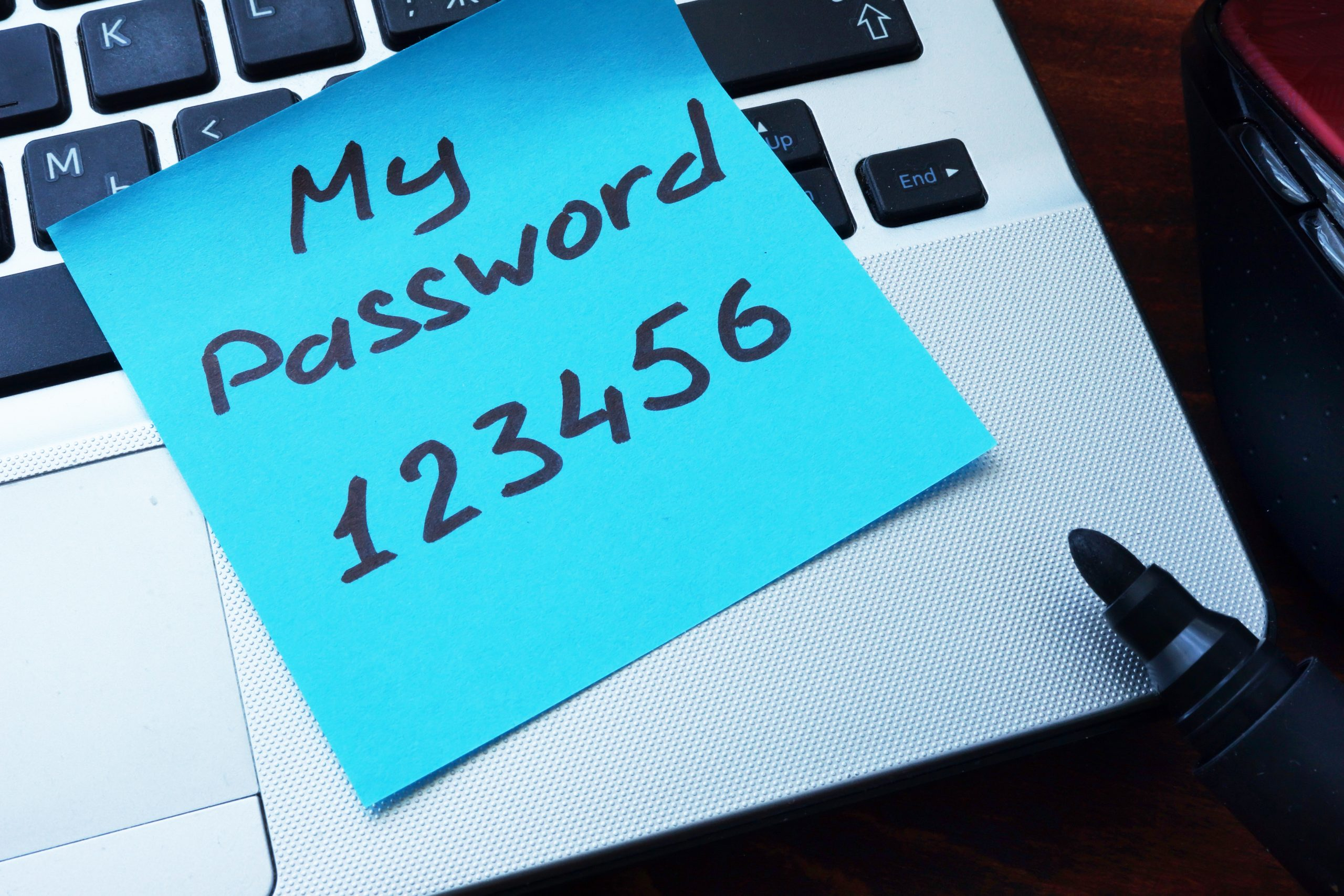 What constitutes a good password and why it is important to have one?