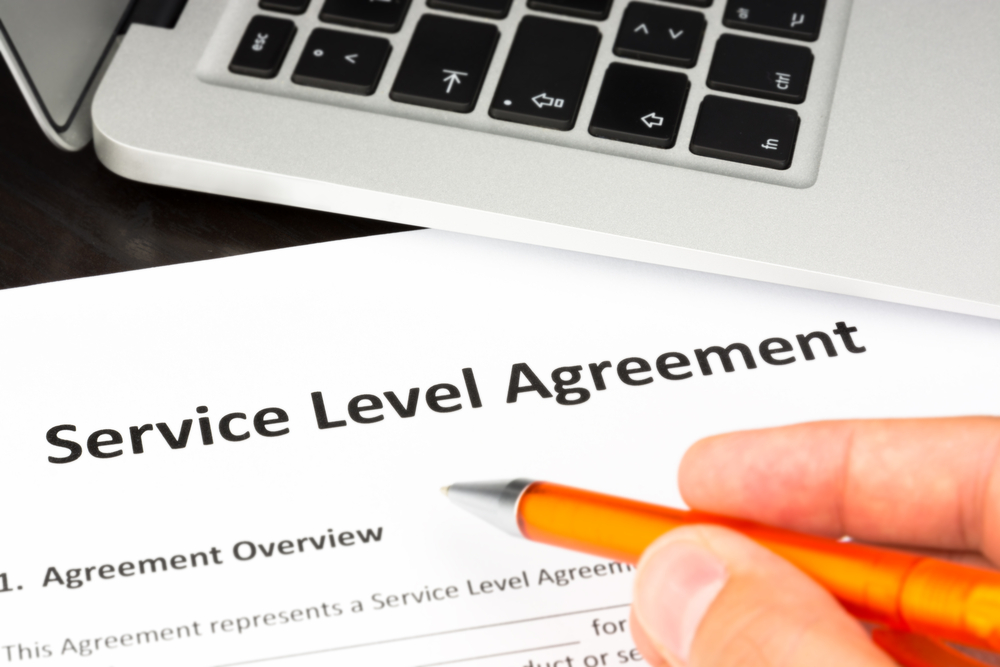 What value is a Service Level Agreement?