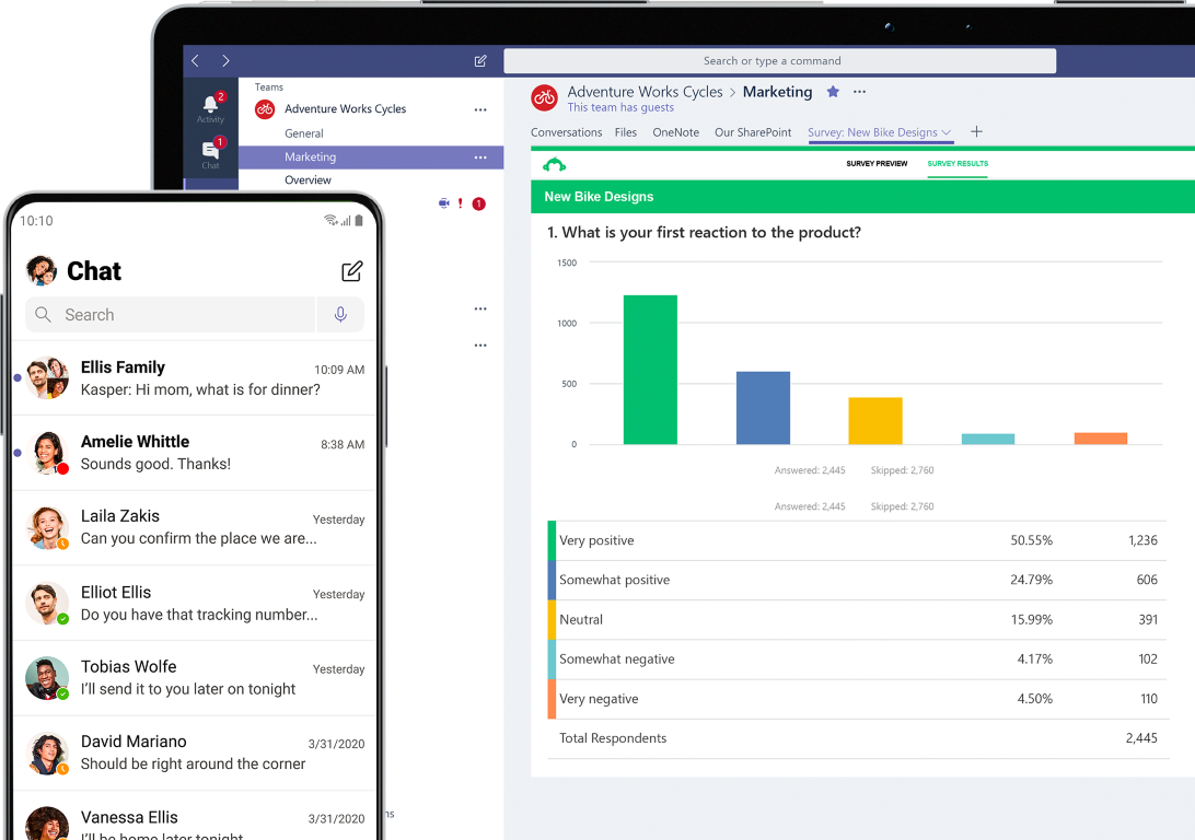 Can I get some help with Microsoft Teams?
