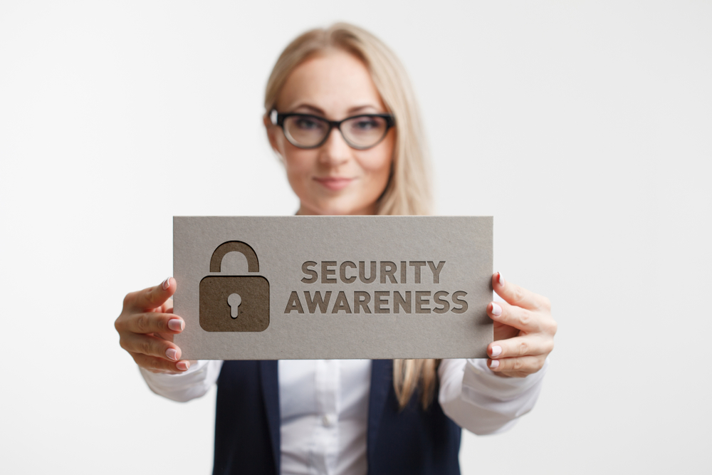 How do I increase staff cyber awareness?